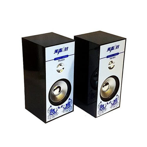 TS031 USB Multimedia Speaker in Pakistan