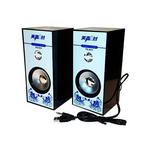 TS031 USB Multimedia Speakers in Pakistan