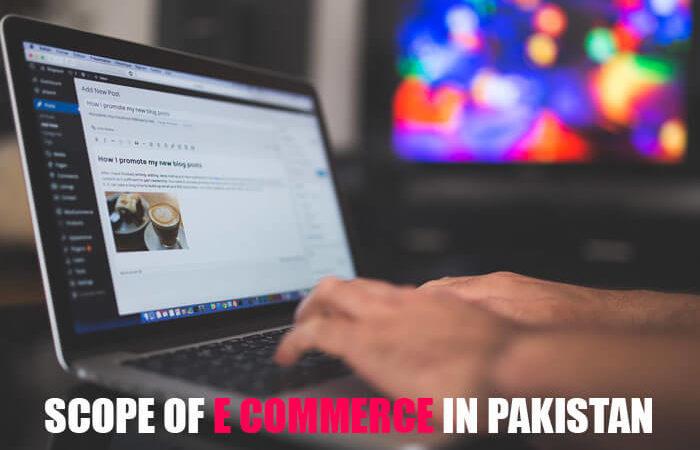 Scope of E-Commerce in Pakistan