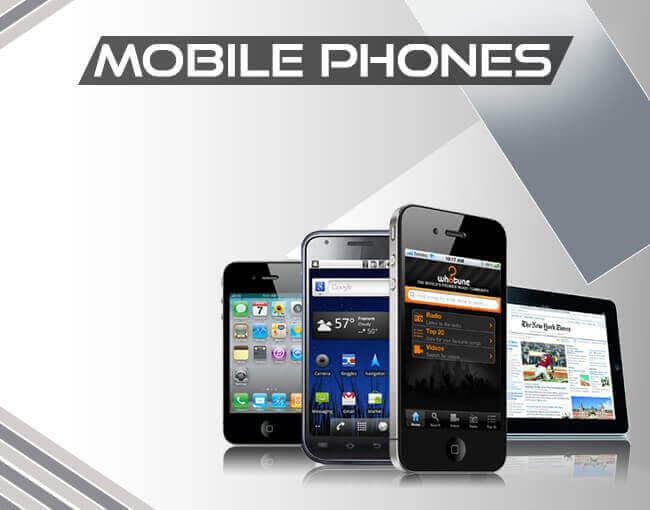 Mobile Phones Online Price in Pakistan